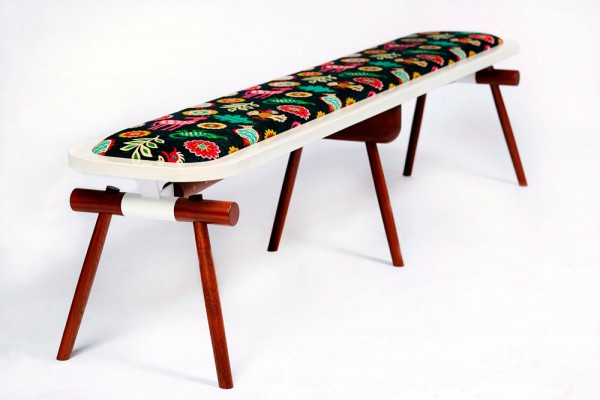 Six Legs Bench