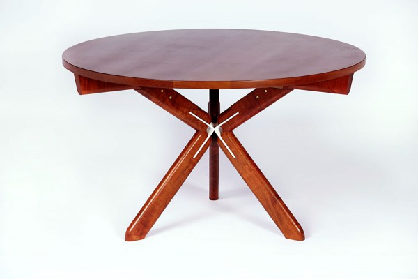 Splayed Star Table