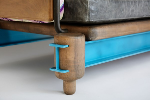 I-Beam Couch