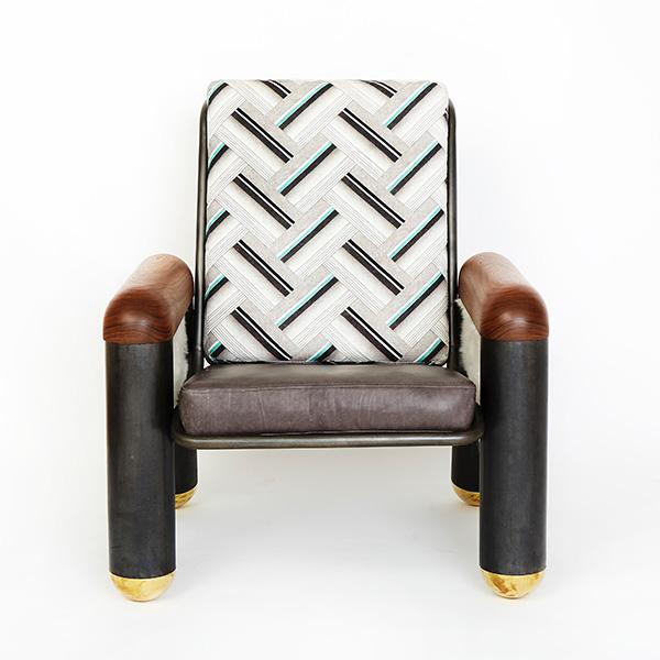 Phe-Phe Club Chair